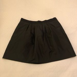 NWOT J. Crew A-Line Party Skirt with Pockets
